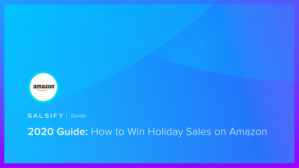 2020 guide how to win holiday Amazon