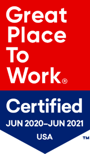 2020 Great Place to Work