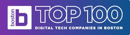 Built in Boston Top 100 Company