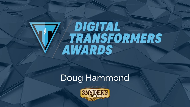 Campbells Snyders Digital Transformer Awards Ceremony