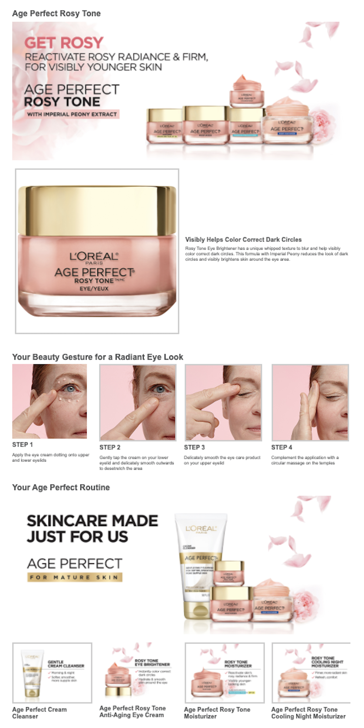 Loreal Paris Walmart Product Detail Page Salsify Examples