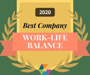 2020 work life