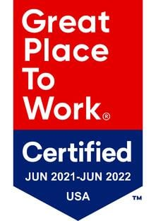 2021 Great Places to Work