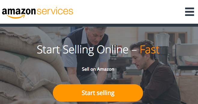 what is amazon seller central