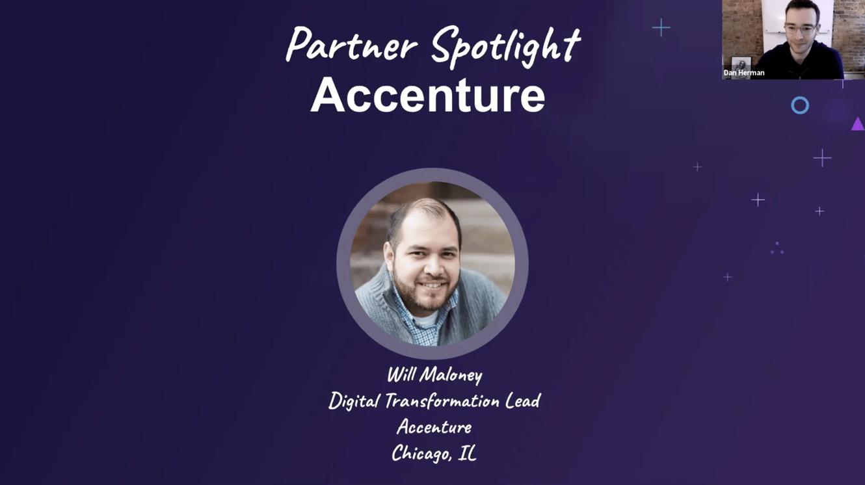 Partner Spotlight: Accenture