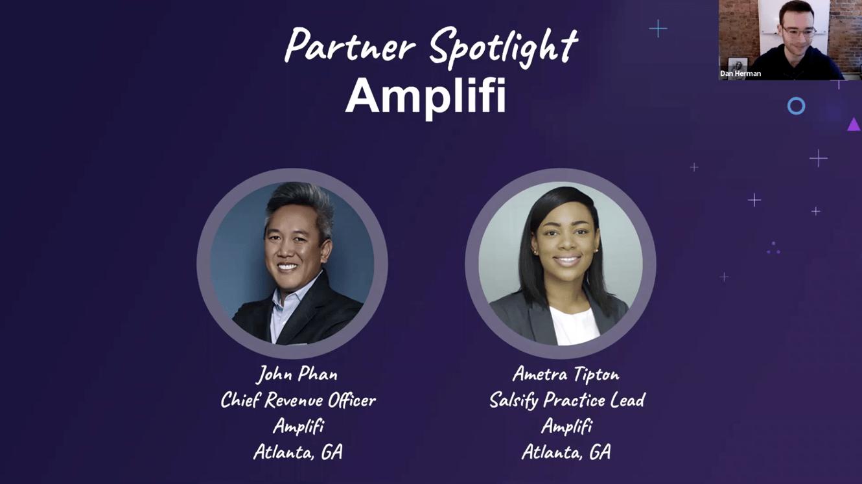 Partner Spotlight: Amplifi