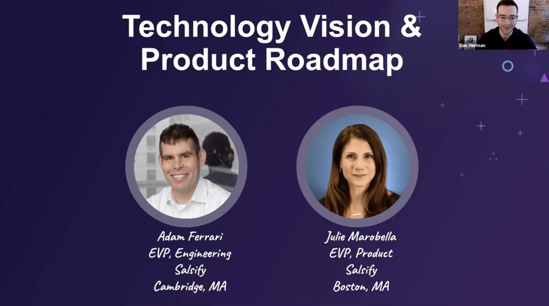 Salsify's Technology Vision & Roadmap