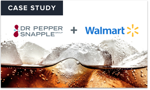 Dr Pepper Case Study Graphic