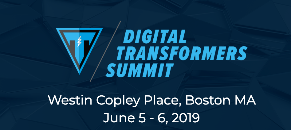 Event: Digital Transformers Summit - June 5-6