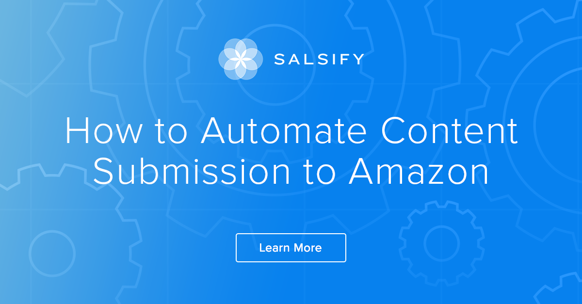 Webinar: Amazon Automated Content Submission