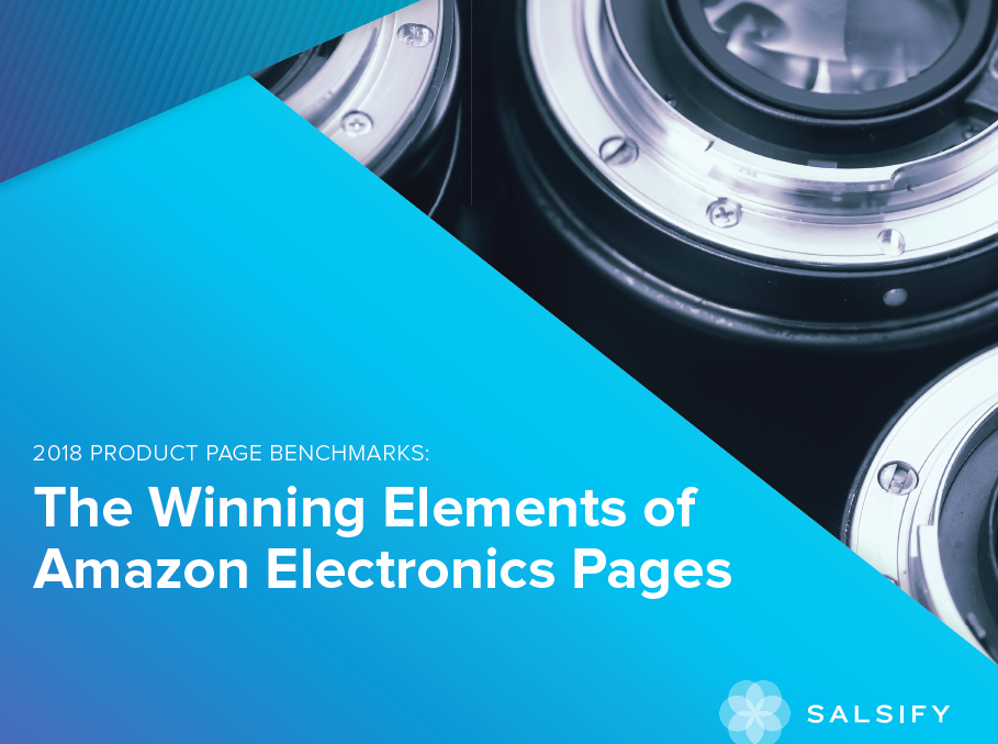 The WInning Elements of Amazon Electronics Product Pages